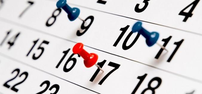 Dichiarazioni 2018: un nuovo calendario con la Legge di Bilancio